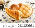 菓子パン あんパン チョココロネ メロンパン 軽食 28185661