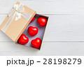 ギフトボックス プレゼントBOX 贈り物ボックスの写真 28198279