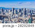 都市風景 都市 青空の写真 28202849