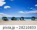 ハワイ オアフ島 ホノルル ワイキキ ビーチ 28210833