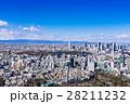 新宿副都心と原宿・明治神宮周辺の町並み 28211232