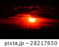 夕焼け空 28217650