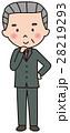 ベクター 社長 ビジネスマンのイラスト 28219293