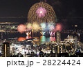花火 花火大会 夜景の写真 28224424