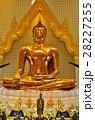 タイ国バンコクの黄金仏寺院「ワット・トライミット」の黄金の仏像 28227255