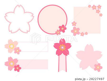 桜 イラスト 28227497