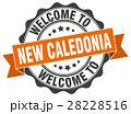 New Caledonia round ribbon seal 28228516