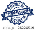 New Caledonia round ribbon seal 28228519