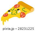 ピザのイラスト 28231225
