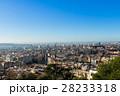 グエル公園(ゴルゴダの丘)からのぞむバルセロナ市街(スペイン-バルセロナ) 28233318