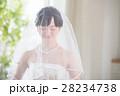花嫁 ブライダル 新婦の写真 28234738