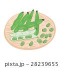 そら豆 <お野菜とざる> 28239655