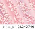 春色斜陽の花柄 28242749