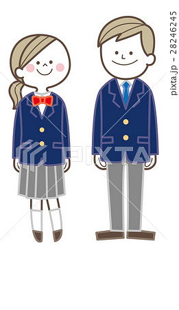 学生 制服  28246245