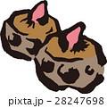 こんにゃく芋 野菜 芋のイラスト 28247698