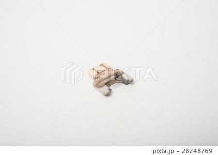 石油ストーブ 点火ヒータ フィラメント 部品 白バック 28248769