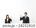 ビジネスイメージ ミドル男女 28252810