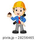 漫画 設計士 工事のイラスト 28256465
