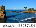 三浦半島、立石公園景勝地 28257154