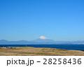 葉山海岸より望む富士山 28258436