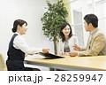 ビジネス 保険 夫婦の写真 28259947