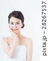 スキンケア ビューティー 女性の写真 28267537