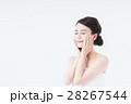 スキンケア ビューティー 女性の写真 28267544
