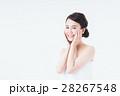 スキンケア ビューティー 女性の写真 28267548