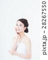 ビューティー 女性 若いの写真 28267550