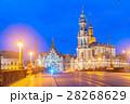 ドレスデン ドイツ 市街の写真 28268629