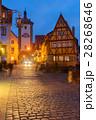 ローテンブルグ タウバー ドイツの写真 28268646
