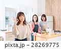 キッチン 人物 女性の写真 28269775