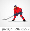 スポーツ ホッケー ベクトルのイラスト 28271725
