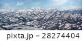 山あい 渓谷 谷の写真 28274404