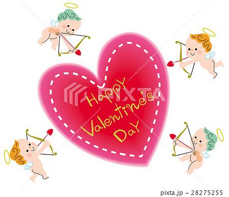 バレンタイン キューピット 28275255