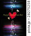 バレンタイン キューピット 天使のイラスト 28275258