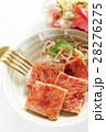 ハワイアン料理の焼きスパム 28276275