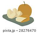 なし 果物 くだもののイラスト 28276470