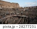 コロッセオ ローマ イタリアの写真 28277231