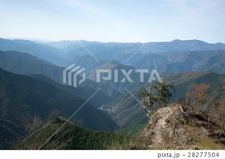 絶景・大台ケ原の天空のキャンプ(奈良県の風景) 28277504