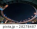 ジャンクション 高速道路 天保山の写真 28278487