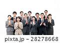 ビジネス スーツ 人物の写真 28278668