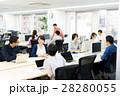 オフィス ビジネス 男女の写真 28280055