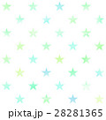 星形 模様 背景素材のイラスト 28281365