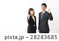 会社員 サラリーマン ビジネスウーマンの写真 28283685