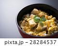 親子丼 丼物 丼の写真 28284537
