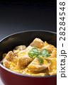 親子丼 丼物 丼の写真 28284548