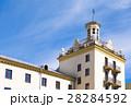 住宅 塔 黄色いの写真 28284592