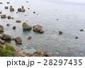 東平安名崎 岬 東シナ海の写真 28297435