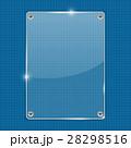 アクリル ガラス製 ベクタのイラスト 28298516